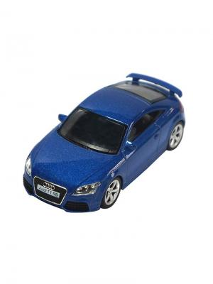 Машинка Audi TT Coupe, Синяя (1:43) (PS-444004-B) Pit Stop. Цвет: синий