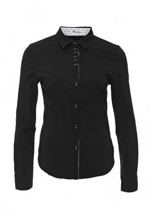 Рубашка Pinkline. Цвет: черный