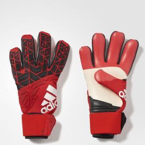 Вратарские перчатки ACE TRANS PRO  Performance adidas. Цвет: красный