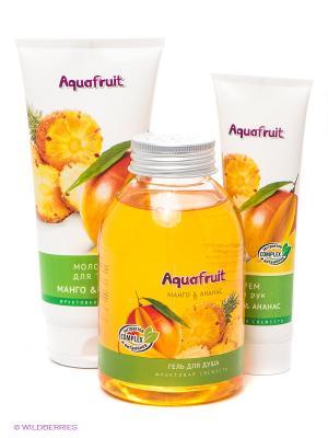 Подарочный набор Манго & Ананас Aquafruit. Цвет: желтый, красный, оранжевый