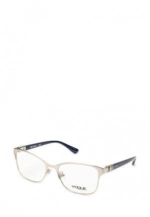 Оправа Vogue® Eyewear. Цвет: серебряный