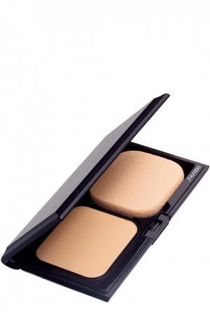 Прозрачная матирующая компактная пудра B40 Shiseido. Цвет: бесцветный
