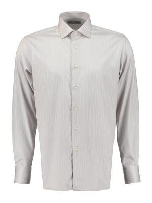 Рубашка Ingram. Цвет: серый