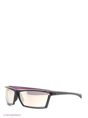 Солнцезащитные очки RH 708 03 Zerorh. Цвет: черный
