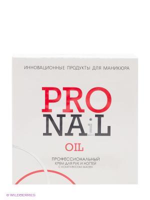 Крем для рук и ногтей PRO NAiL OIL. Цвет: белый, кремовый