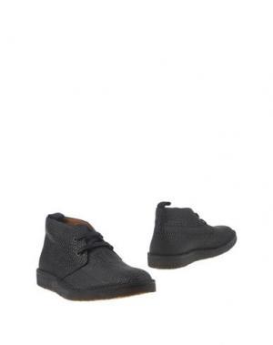 Полусапоги и высокие ботинки MARC JACOBS. Цвет: черный