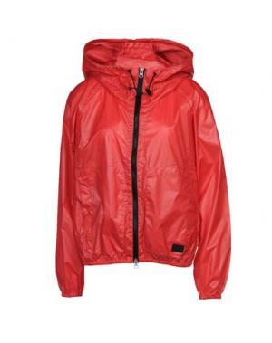 Куртка 313 TRE UNO. Цвет: красный