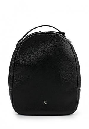Рюкзак Pimobetti. Цвет: черный