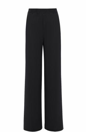 Расклешенные хлопковые брюки с карманами Nude. Цвет: серый