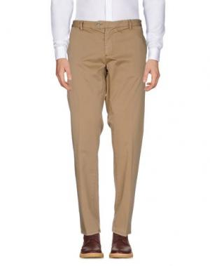 Повседневные брюки XAGON MAN. Цвет: верблюжий