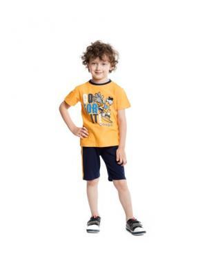 Комплект PlayToday. Цвет: синий, оранжевый, белый