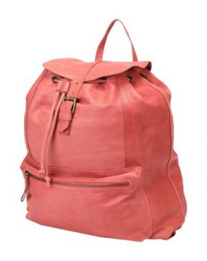 Рюкзаки и сумки на пояс CORSIA. Цвет: кирпично-красный