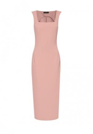 Платье 9AConcept. Цвет: розовый