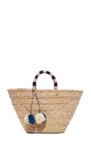 Объемная сумка St Tropez с короткими ручками Kayu