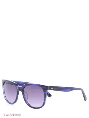 Очки солнцезащитные RY 506S 03 Replay. Цвет: синий