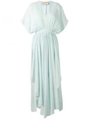 Платье Commita By Malene Birger. Цвет: зелёный