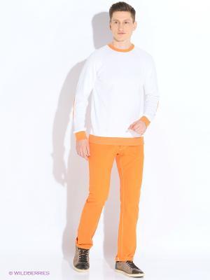Джинсы VON DUTCH. Цвет: оранжевый