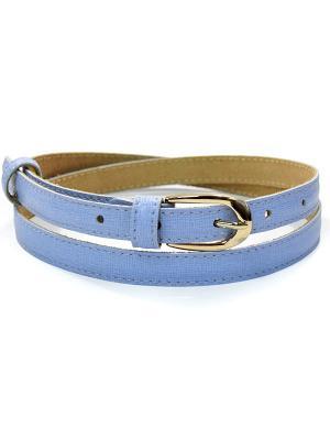 Ремень BB1. Цвет: светло-голубой