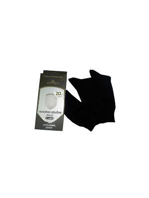 Носки противогрибковые ГИГИЕНА-ГРИБОК  в П/У SMART-TEXTILE. Цвет: черный