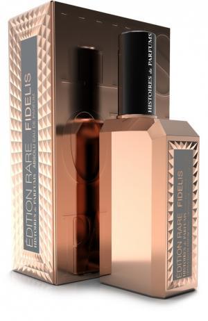 Парфюмерная вода Edition Rare Fidelis Histoires de Parfums. Цвет: бесцветный