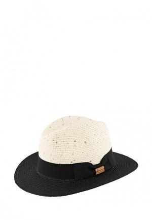 Шляпа Herman. Цвет: черно-белый