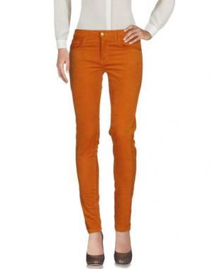 Повседневные брюки ROSEANNA. Цвет: коричневый