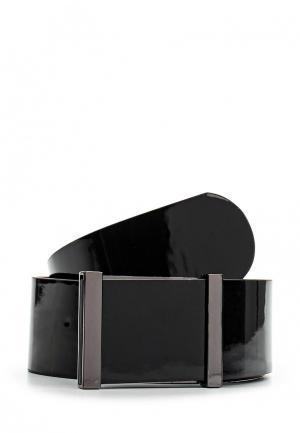 Ремень Sisley. Цвет: черный