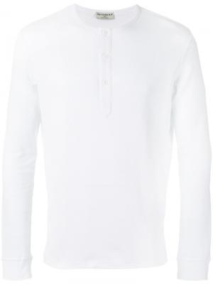 Кофта с длинными рукавами Tunisian Éditions M.R. Цвет: белый
