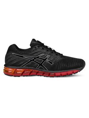 Спортивная обувь GEL-QUANTUM 180 2 ASICS. Цвет: черный, темно-красный