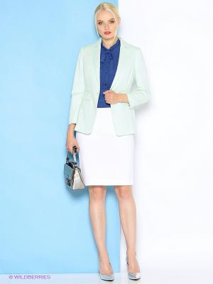 Пиджак Trussardi. Цвет: светло-зеленый