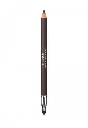 Карандаш для глаз Revlon. Цвет: коричневый