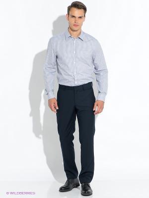 Рубашка TOM FARR. Цвет: серо-голубой