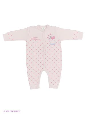 Комбинезон Linas Baby. Цвет: розовый