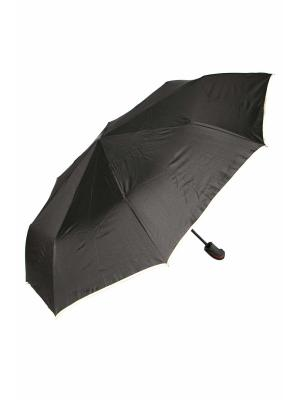 Зонт Mitya Veselkov. Цвет: черный