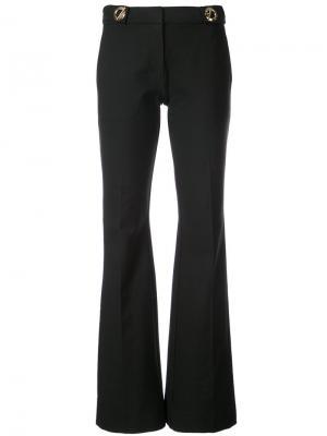 Расклешенные брюки Derek Lam 10 Crosby. Цвет: чёрный