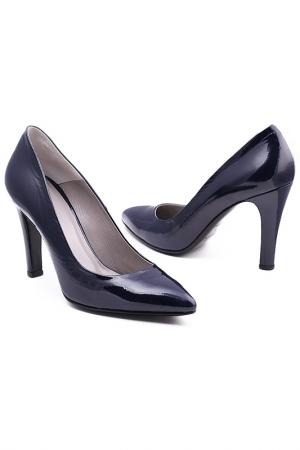 Туфли GIORGIO MALLARDI. Цвет: серый