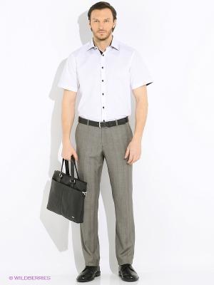 Рубашка Maestro. Цвет: белый, черный