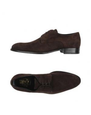 Обувь на шнурках MR.HARE. Цвет: темно-коричневый
