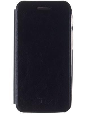 Кейс-книжка для Asus ZenFone 4 skinBOX. Цвет: черный