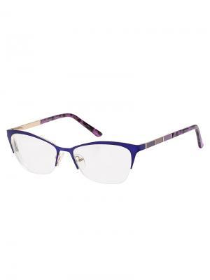 Очки готовые -3.0/FM868-C7 Grand. Цвет: темно-фиолетовый, золотистый