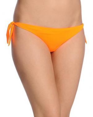 Плавки AGOGOA. Цвет: оранжевый