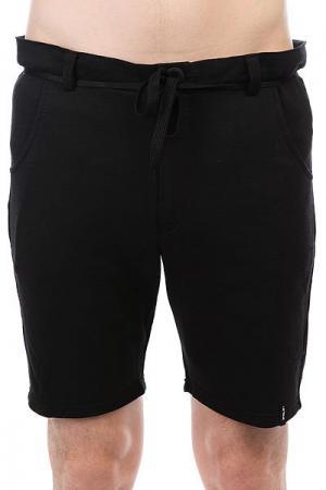 Шорты классические  Shorts Black Emblem. Цвет: черный