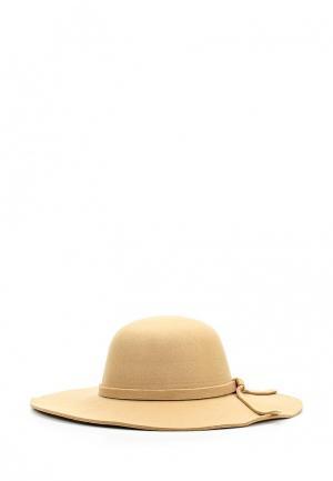 Шляпа Kawaii Factory. Цвет: бежевый
