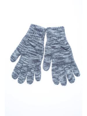 Перчатки FOMAS. Цвет: серый меланж