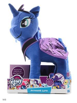 Плюшевые пони с крыльями My Little Pony. Цвет: синий