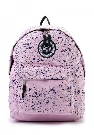 Рюкзак Hype. Цвет: розовый