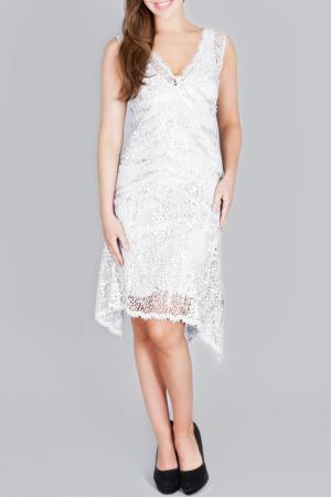 COCKTAIL DRESS Faust. Цвет: silver