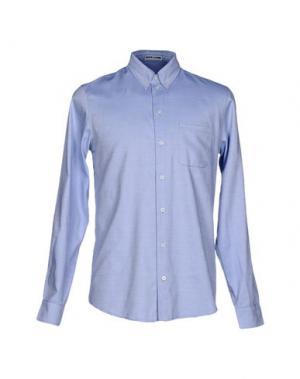 Pубашка QUATRE SAISONS. Цвет: лазурный