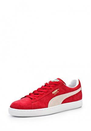 Кеды Puma. Цвет: красный