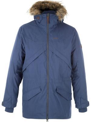 Куртка MERRELL. Цвет: серо-голубой
